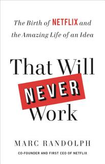 That Will Never Work Book