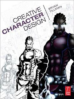 Creative Character Design Book