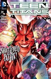 Teen Titans (2011-) #24