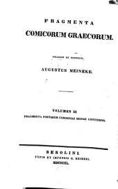 Fragmenta poetarum comoediae mediae