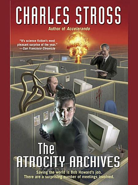 Download The Atrocity Archives Book