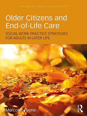 Older Citizens and End of Life Care PDF
