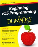 Beginning iOS Programming For Dummies PDF