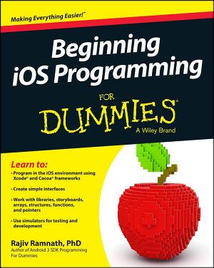 Beginning iOS Programming For Dummies PDF