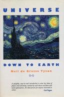 Universe Down to Earth PDF
