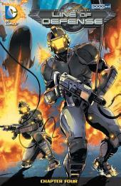 Line of Defense (2013-) #4