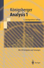 Analysis 1: Ausgabe 6