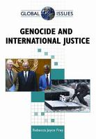 Genocide and International Justice PDF