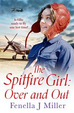 The Spitfire Girl: Over and Out