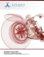 Autodesk Fusion 360  Introduction to Parametric Modeling PDF