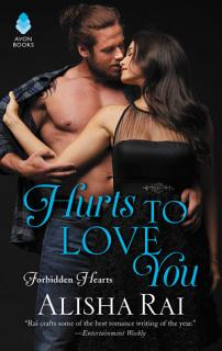 Hurts to Love You Book