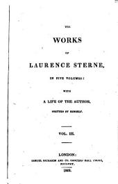 The works of Laurence Sterne: Volume 3