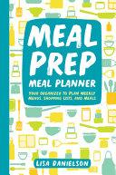 Meal Prep Meal Planner