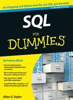 SQL f  r Dummies PDF
