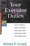 Your Executor Duties