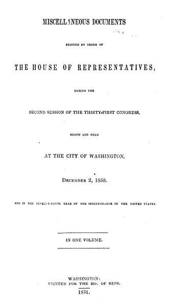 Download Congressional Serial Set Book