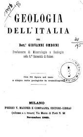 Geologia dell'italia