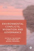Environmental Conflicts  Migration and Governance PDF