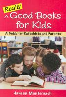 Really Good Books for Kids PDF