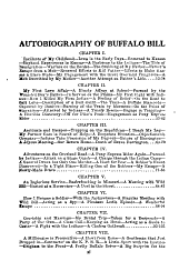 "Life and Adventures of ""Buffalo Bill,"" Colonel William F. Cody"