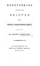 Redevoering over de brieven van P. C. Hooft