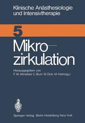 Mikrozirkulation: Workshop April 1974