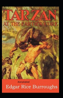 Tarzan at the Earth's Core- By Edgar Rice(Annotated)