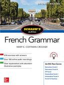 Schaum s Outline of French Grammar  Seventh Edition