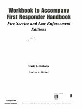 Workbook to Accompany First Responder Handbook PDF