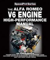 The Alfa Romeo V6 Engine High Performance Manual PDF