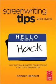 Screenwriting Tips  You Hack PDF