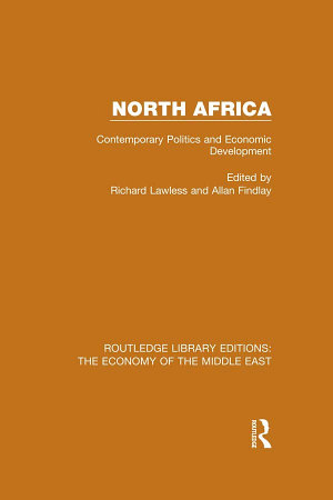 North Africa  RLE Economy of the Middle East