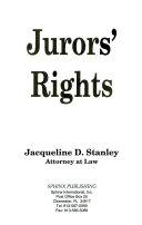 Jurors' Rights