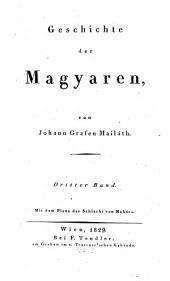Geschichte der Magyaren: Band 3