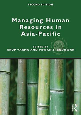 Managing Human Resources in Asia-Pacific