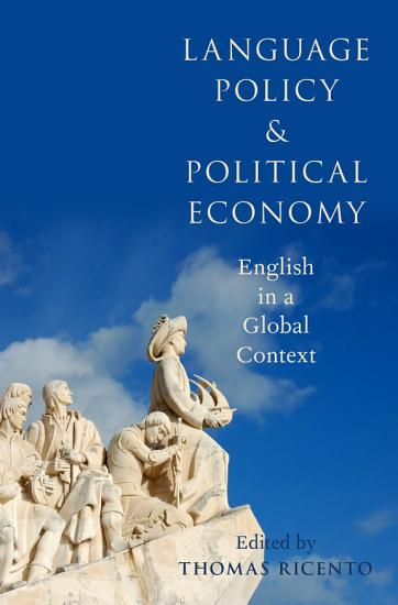 Language Policy and Political Economy PDF