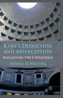 Kant s Deduction and Apperception PDF