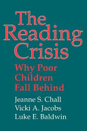 The Reading Crisis