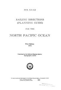 Sailing Directions  planning Guide  for the North Pacific Ocean PDF