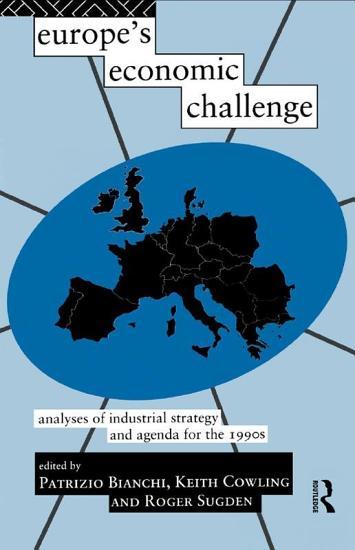Europe s Economic Challenge PDF