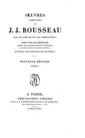 Oeuvres complètes de J.J. Rousseau: Volume8