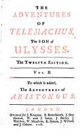 The Adventures of Telemachus  2 PDF