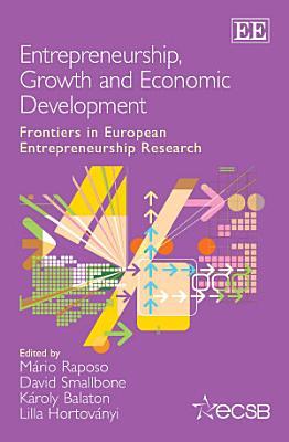 Entrepreneurship  Growth and Economic Development