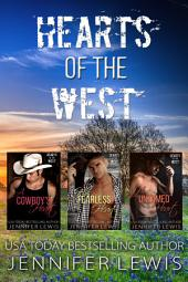 Hearts of the West Box Set: The Complete Series 1-3