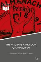 The Palgrave Handbook of Anarchism PDF