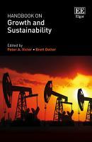 Handbook on Growth and Sustainability PDF