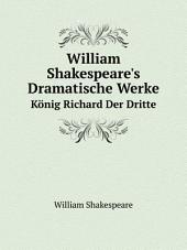 W. Shakespeare's Dramatische Werke: Band 2