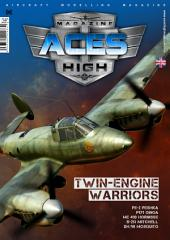 ACES HIGH MAGAZINE ISSUE 14: Twin Warriors