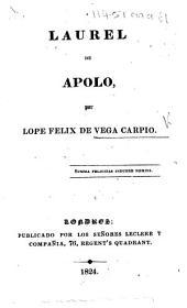 Laurel de Apolo, con otras rimas (La Selva sin Amor, egloga pastoral, etc.).
