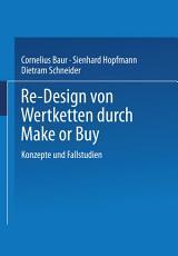 Re Design von Wertkette durch Make or Buy PDF
